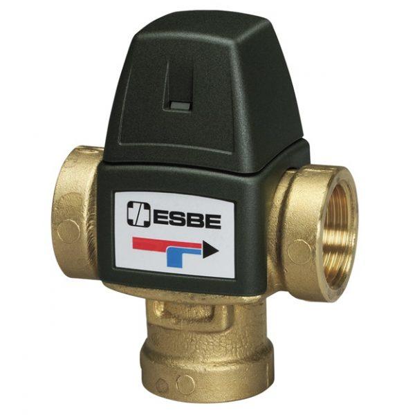 Смесительный клапан ESBE VTA 321 DN15 (+35…+60°C)